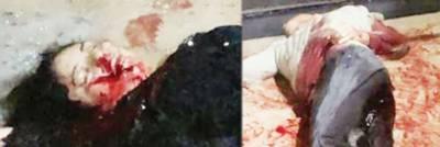 نشتر کالونی : جائیداد کے تنازعہ پر بیٹے نے ماں ، بھائی اور بھابھی کو مارڈالا