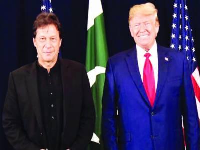 کشمیر میں کرفیو اٹھانے کیلئے مودی سے بات کرونگا: ٹرمپ