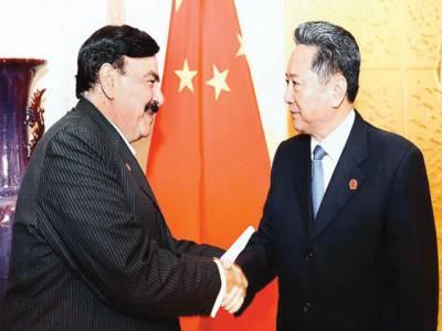 پاکستان، چین نے ایم ایل ون منصوبے کو حتمی شکل دیدی: شیخ رشید