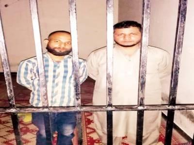 غازی آباد شادی میں دو ماہ قبل ہوائی فائرنگ کرنیوالے 2 ملزم ویڈیو وائرل ہونے پر گرفتار