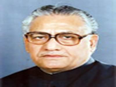 سابق وزیراعلیٰ پنجاب غلام حیدر وائیں کی برسی کے حوالے سے خصوصی نشست آج ایوان کارکنان میں ہو گی