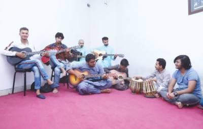 الحمرا میں میوزک ،گلوکاری سیکھنے کیلئے نوجوانوں کو جدید معیار مہیا کر رہے ہیں : اطہر علی خان