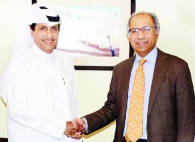 قطری سفیر کی ملاقات، سرمایہ کاروں کو آسانیاں فراہم کر رہے ہیں: مشیر خزانہ