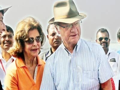 4 ماہ میں 5161 کشمیری پکڑے: انڈین وزیر مملکت داخلہ، ثالثی پر تیار، بھارت مقبوضہ کشمیر سے کرفیو ختم کرے: سویڈش بادشاہ