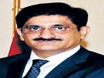 سندھ کے کچھ مایوس لوگوں کو نا امید شخص نے کہا گھبرانا نہیں: مراد علی شاہ