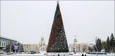 روس میں4کروڑ مالیت کا کرسمس ٹری کرپشن کی علامت قرار