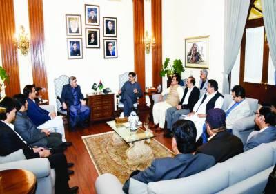 عوامی مسائل کے حل کیلئے وزراء کھلی کچہریاں منعقد کریں: مراد علی شاہ