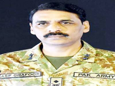 بھارت ک جارحیت پر 27 فروری سے بھی سخت جواب ملے گا: فوجی ترجمان