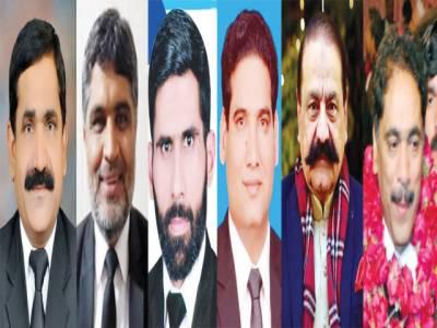 جی اے طارق لاہور، طارق شاہ ننکانہ، محسن بٹ گوجرانوالہ، ظفر کھوکھراسلام آباد بار کے صدر منتخب
