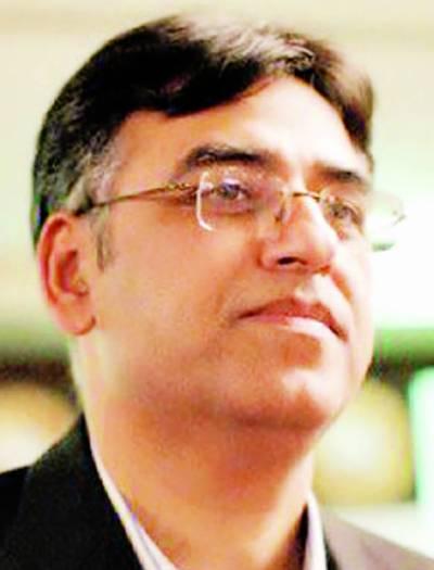 لاہور پاکستان کا دل ہے میں یہ نہیں مانتا: اسد عمر