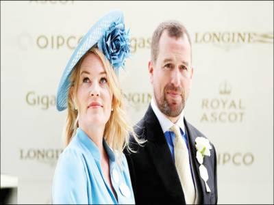 ملکہ برطانیہ کے بڑے نواسے پیٹر فلپس کی اہلیہ سے علیحدگی، طلاق جلد ہوگی: شاہی ترجمان کی تصدیق