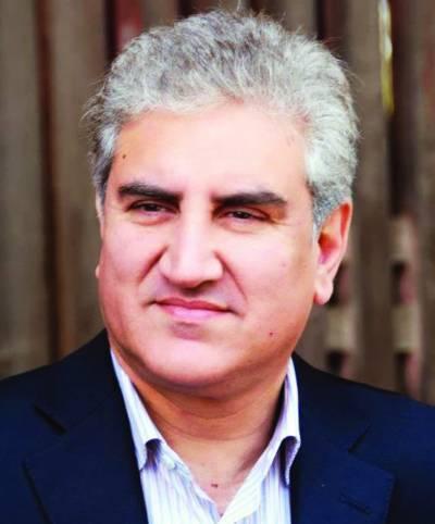 برطانوی ہائی کمشنر کی ملاقات، نئی ٹریول ایڈوائزری خوش آئند: شاہ محمود