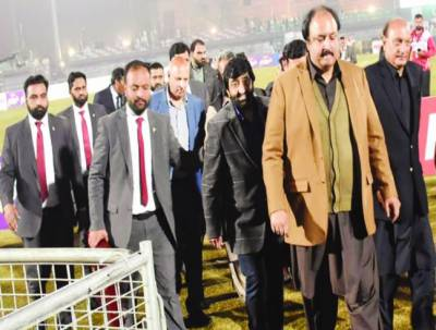 وزیر زراعت ملک نعمان لنگڑیال کی پاکستان کبڈی ٹیم کو فائنل جیتنے پر مبارکباد