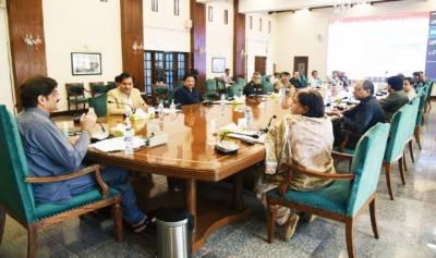 صنعتکاروں کی ملاقات، فیکٹریاں چلانے کیلئے ایس او پی کی تیاری، وزیراعلیٰ سندھ کمیٹی تشکیل دیدی