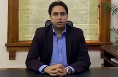مسلم لیگ (ن) سیاسی پارٹی کم پراپیگنڈا سیل زیادہ ہے: شہباز گل