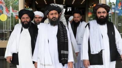 امریکہ کے ساتھ تاریخی امن معاہدے پر قائم ہیں: طالبان