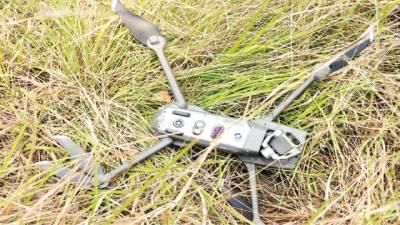 ایل او سی: پاک فوج نے بھارت کا ایک اور جاسوس ڈرون مارگرایا