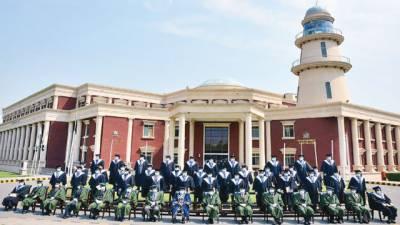 پاکستان نیوی وار کالج لاہور میں 49ویں سٹاف کورس کانووکیشن کا انعقاد