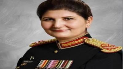 پاک فوج میں پہلی خاتون افسر نگار جوہر کی لیفٹیننٹ جنرل کے عہدہ پر ترقی ، سرجن جنرل تعینات