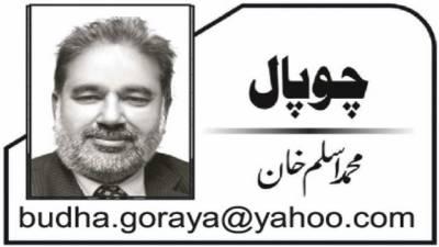 پاکستان کے گلے میں پھندا