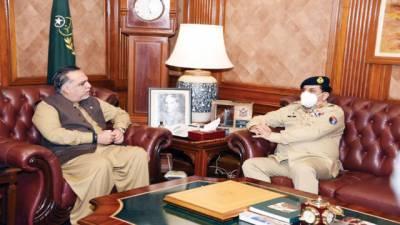 سندھ میں ٹڈل دل کے خاتمے کیلئے کارروائیاں جاری ہیں:لیفٹیننٹ جنرل محمد افضل