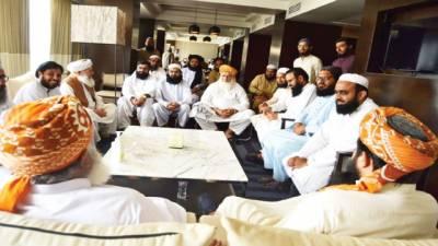 حکمران مزید مسلط رہے تو ملک کا دیوالیہ نکل جائیگا، مولانا فضل الرحمن