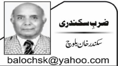 بلوچستان کو بنگلہ دیش مت بنائیں