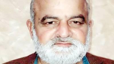 مصطفی ٹاؤن پنجاب یونیورسٹی کے سابق رجسٹرار احمد علی چٹھہ دیرینہ دشمنی پر قتل