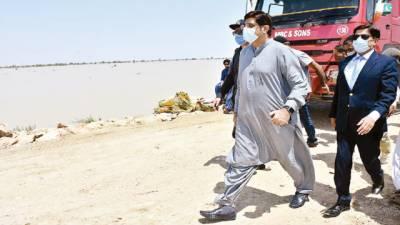 محکمہ موسمیات نے سیلابی ریلا آنے کی اطلاع نہیں دی تھی : وزیراعلیٰ سندھ