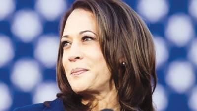 جوبائیڈن نے پہلی بار سیاہ فام خاتون کملا ہیرس کو نائب صدر نامزد کر دیا