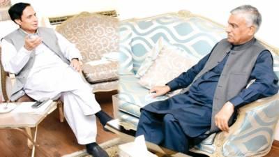 مستحقین کی امداد کرونا کے بعد بھی جاری رکھیں گے، عوامی مسائل کا حل ترجیح : پرویز الہٰی