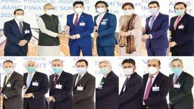 پاکستان کو گلوبل لیڈر شپ ایوارڈ مل گیا'اسلامی بنکاری کیلئے سنجیدہ کوششیں جاری: صدر علوی