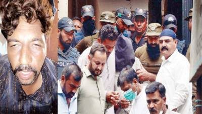 شفقت کا 6روزہ جسمانی ریمانڈ ، عابد کا ساتھی بالا مستری چیچہ وطنی سے گرفتار