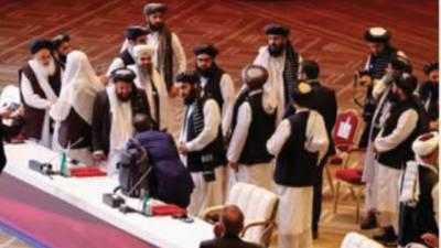 افغان حکومت اور طالبان میں براہ راست بات چیت