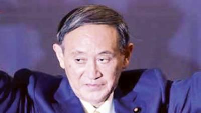 جاپان کی پارلیمنٹ نے وشی ہیڈ سے سوگا کو نیا وزیراعظم منتخب کرلیا