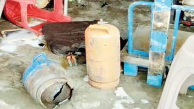 2سلنڈر دھماکے، لاہور 8فیصل آباد میں 4افراد زخمی