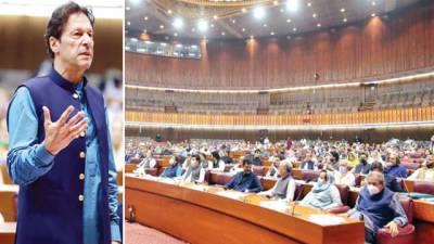 اپوزیشن کو ملکی مفاد کی فکر نہیں، اتحادیوں نے ثابت کیا پاکستان کیساتھ کھڑے ہیں : وزیراعظم
