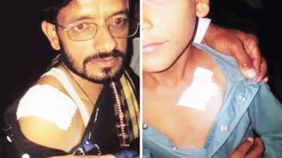 کنٹرول لائن :بھارت کی پھر جارحیت، باپ بیٹا زخمی، پاک فوج کا کرارا جواب ، سینئر انڈین سفارتکار کی طلبی