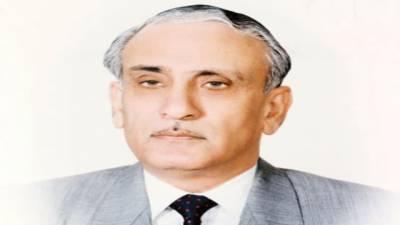 سابق گورنر پنجاب لیفٹیننٹ جنرل (ر)راجہ سروپ خان انتقال کر گئے