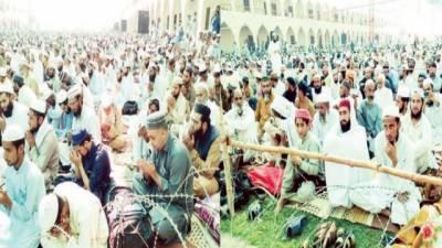 آل پاکستان سالانہ ختم نبوت کانفرنس چناب نگر کی جھلکیاں