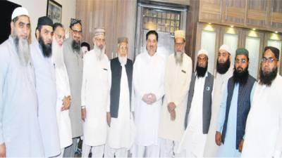 سینیٹر ساجد میر نے ن لیگ کی حمائت کر کے ہمیشہ شکر گزار رکھا:خرم دستگیر