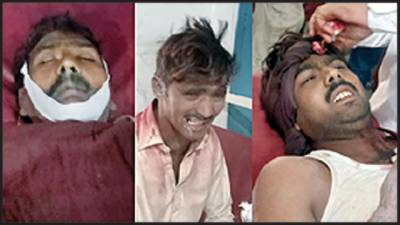 پانی کے تنازعہ پر 2افراد ، دکاندار کے تشدد سے نوجوان جاں بحق
