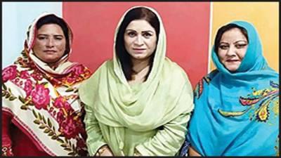 خواتین تحریک انصاف تبدیلی کا اہم جزو ہیں: قربان فاطمہ