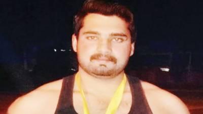 محمد عالم کی ماس ریسلنگ ڈویژن بہاولپور چیمپئن شپ میں پہلی پوزیشن