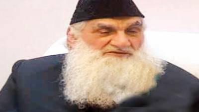 معروف بزرگ صحافی پیر سید سفید شاہ انتقال کرگئے
