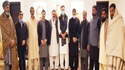 علی اشرف مغل'چوہدری صدیق نے 2گروپوں میں زمینی تنازعہ حل کروادیا