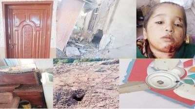کنڑول لائن : بھارتی گولہ باری ، خاتون شہید، 3سالہ بچہ، لڑکی ذخمی: پاک فوج کی بھرپور جوابی کاروائی