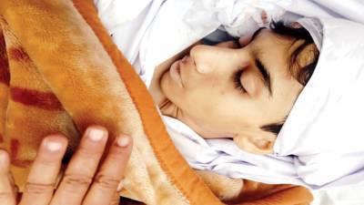 سندر میںپب جی کھیلنے گیا کمسن لڑکا زیادتی کے بعد قتل ، ورثا کا مظاہرہ
