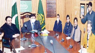 سالانہ ترقیاتی منصوبے تکمیل کے آخری مراحل میں ہیں:ڈی سی حافظ آباد