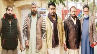 گوجرانوالہ:اینٹی کرپشن کی کارروائی ' فراڈکے جرم میں 2 ریکارڈ کیپر گرفتار